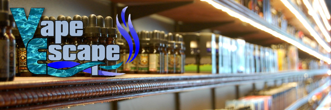 VapeEscape - A Full-Service Vape Shop & lounge with locations in